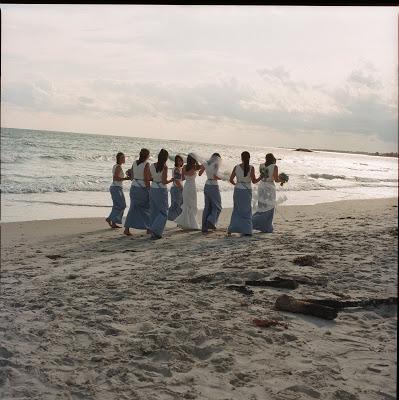A Quintessential New England Wedding (photos by Bristol Workshops)