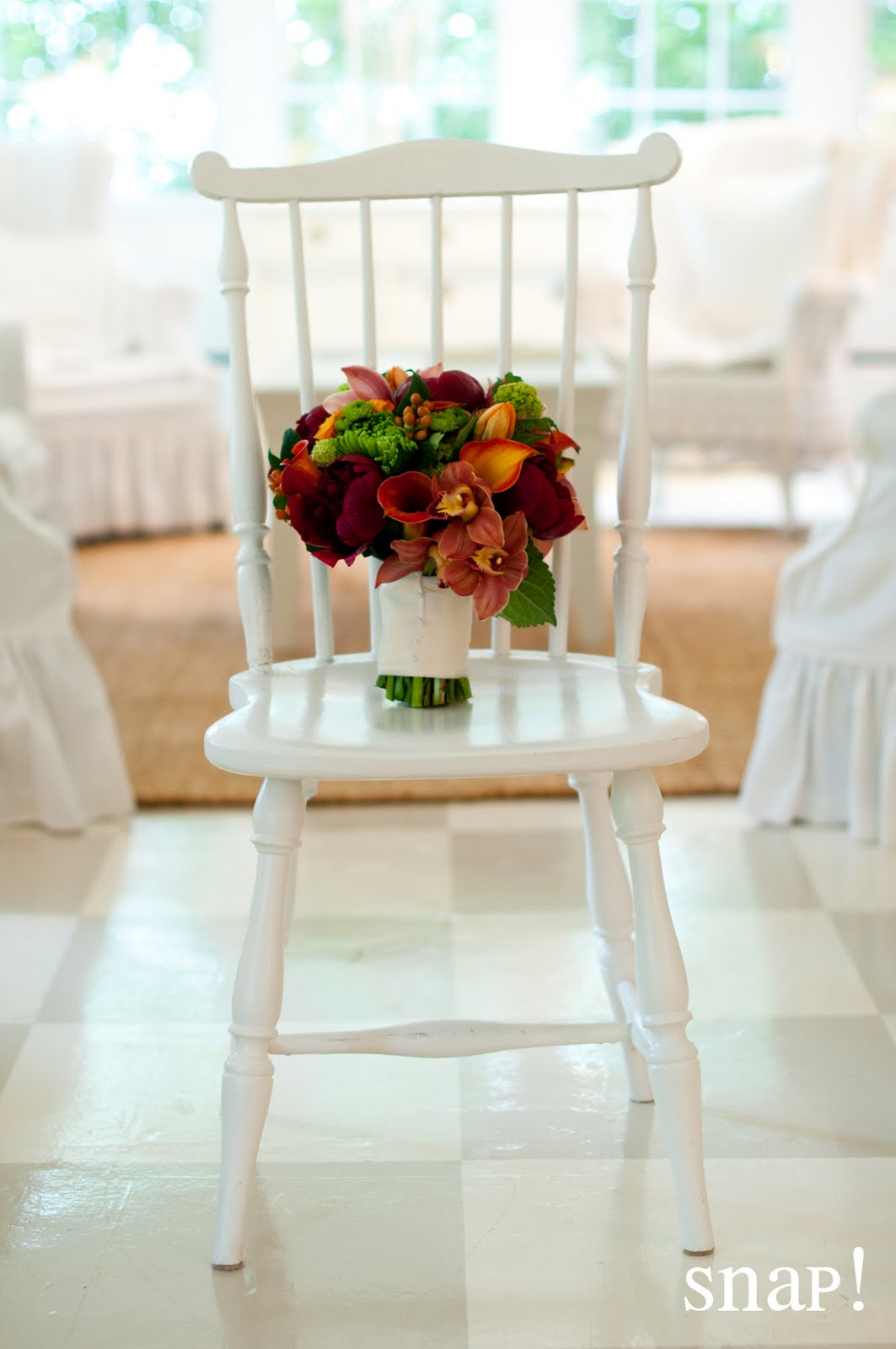 ff934a694a82 Such Rich Colors for This Wedding at Lord Thompson Manor! - Sayles ...