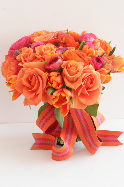 Sayles Livingston Design Bouquet created for Bliss Celebration 2012