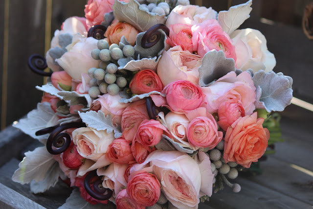 Previews of our Fun, Fall, Sayles Livingston Design, Bouquet Designs! XO