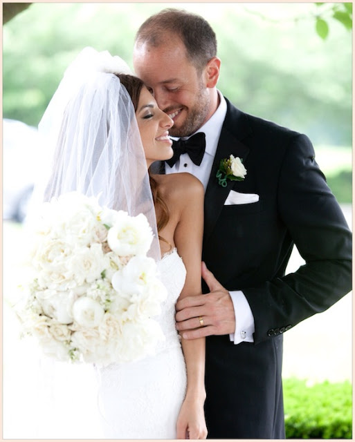 A Sayles Livingston Design Wedding was Featured on Today's Blog at preowned wedding dresses.com
