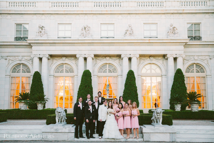 Rosecliff Wedding