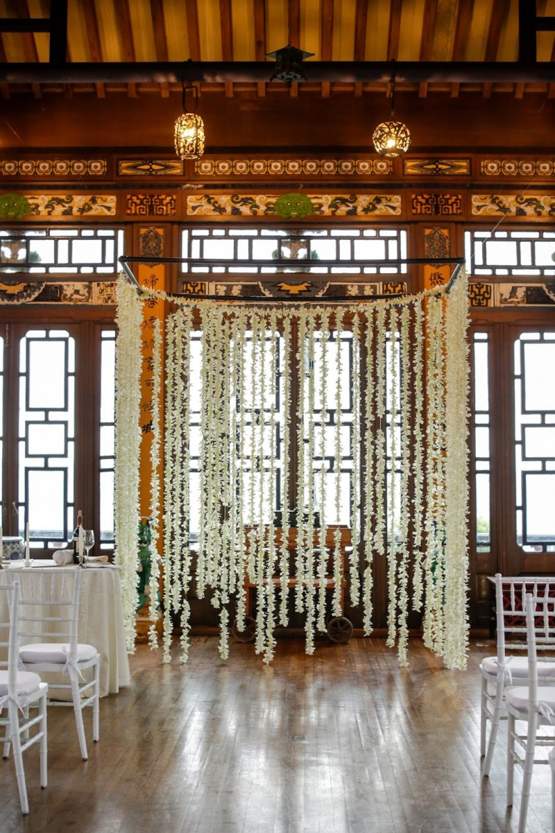 Marble House Wedding