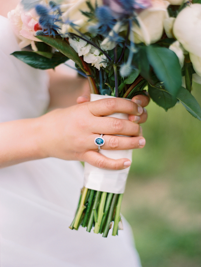 Ayla and Brian's Block Island Wedding Featured on Style Me Pretty