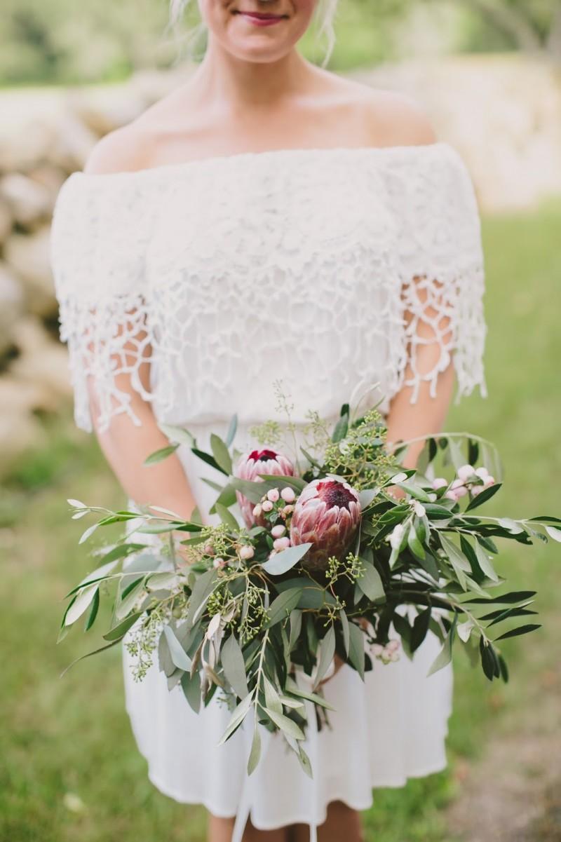 Zoe and Evan's Woodland Wedding