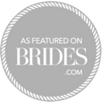 Featured on Brides.com