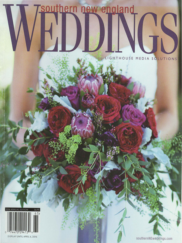 Southern New England Weddings 2016