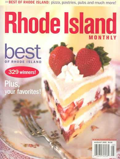 Best of Rhode Island 2002