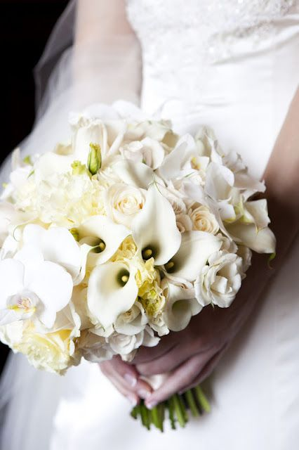 White Bouquet Inspiration…