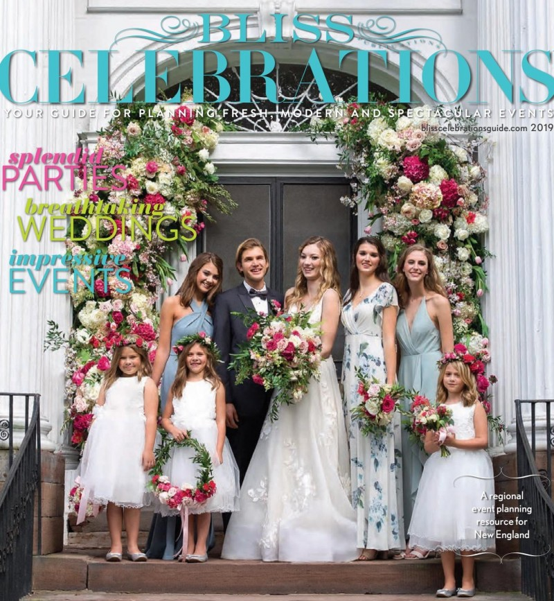 Bliss Bash 2019!! And we are so excited to have been featured on the cover!