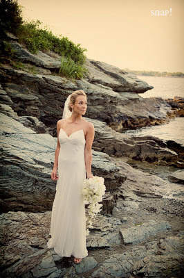 Beautiful Photography from Snap! Beautiful bride. Beautiful location – Castle Hill Inn.