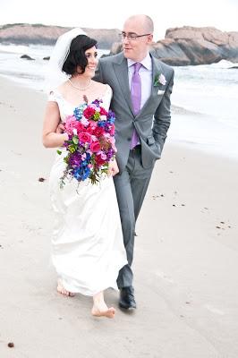 Weddings 2009 Deep, rich jewel tones are becoming increasingly popular