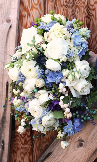 Bouquet of the Weekend from Sayles Livingston Design.