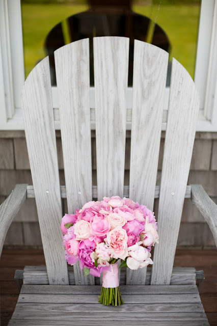 Great photos from a recent wedding in Westport, Massachusetts by Sayles Livingston Design.