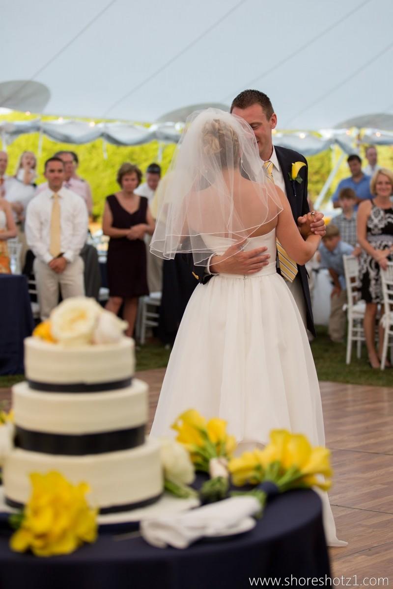 A Wedding with True New England Charm!