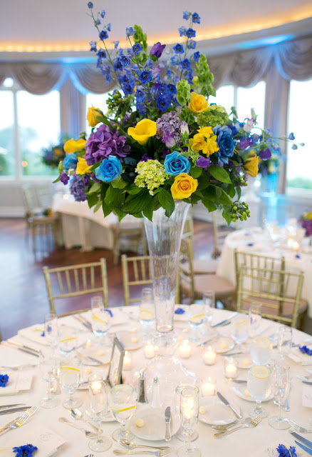 Colorful Wedding at OceanCliff