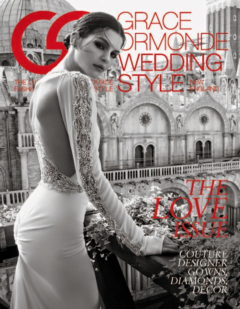A Sayles Livingston Design Wedding Featured in the Newest Issue of Grace Ormond Wedding Style!