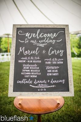 Mariel & Corey's Castle Hill Wedding