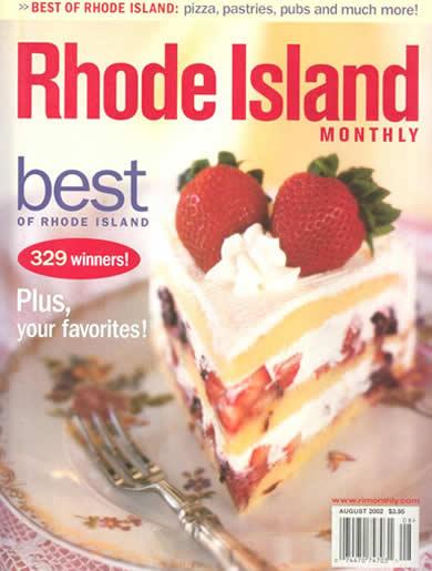 Best of Rhode Island 2002