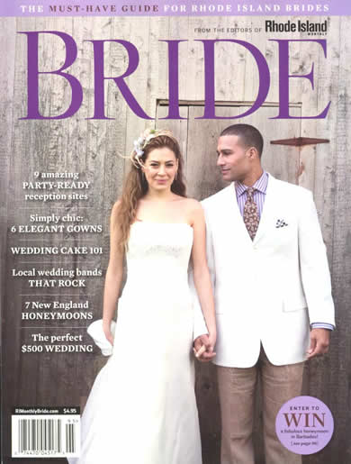 Rhode Island Monthly Bride 2009