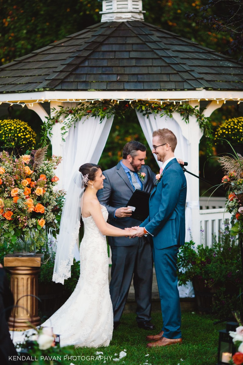 Erica and Rob's Ceremony