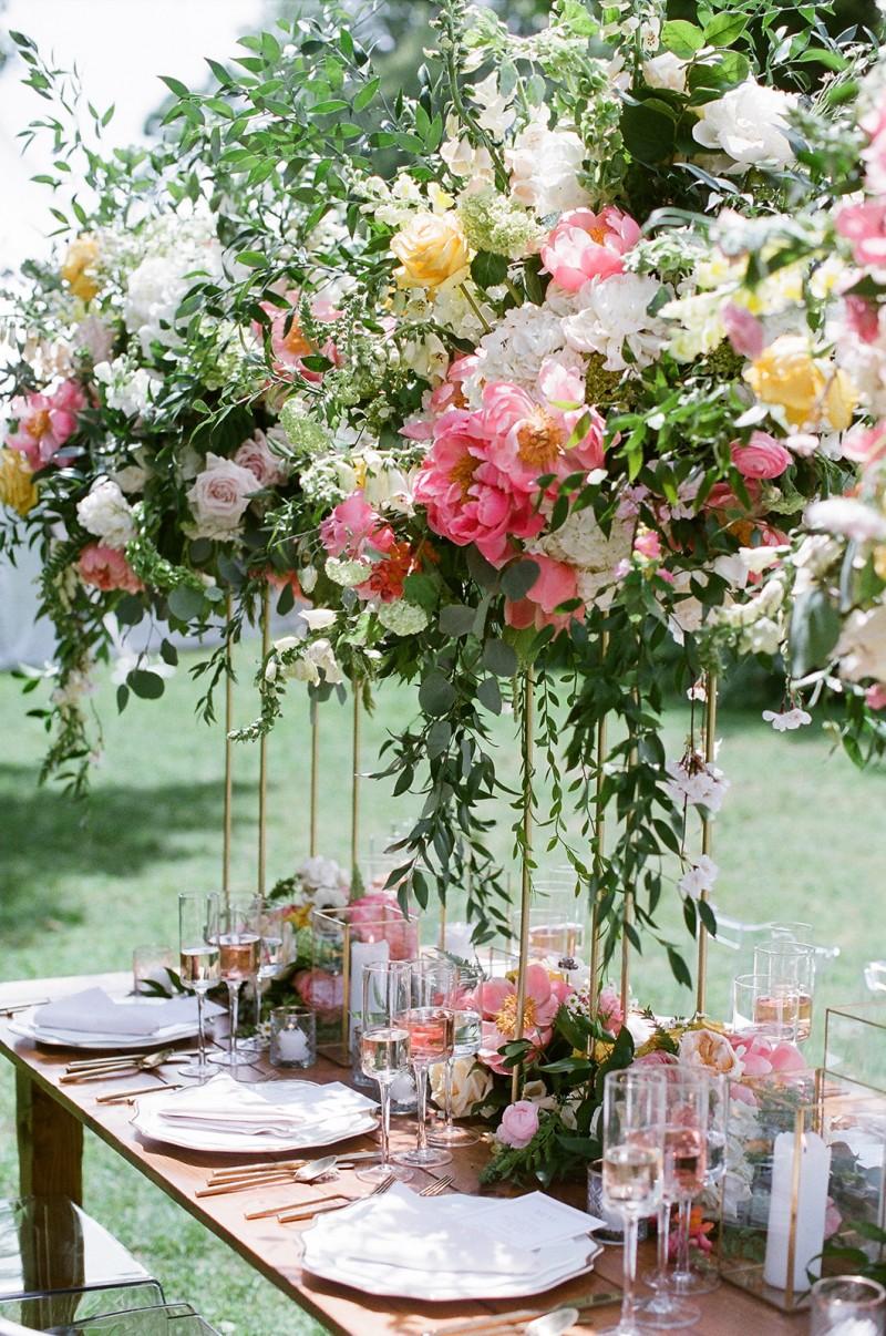 Modern Garden Shoot- Featured in Bliss Celebrations!