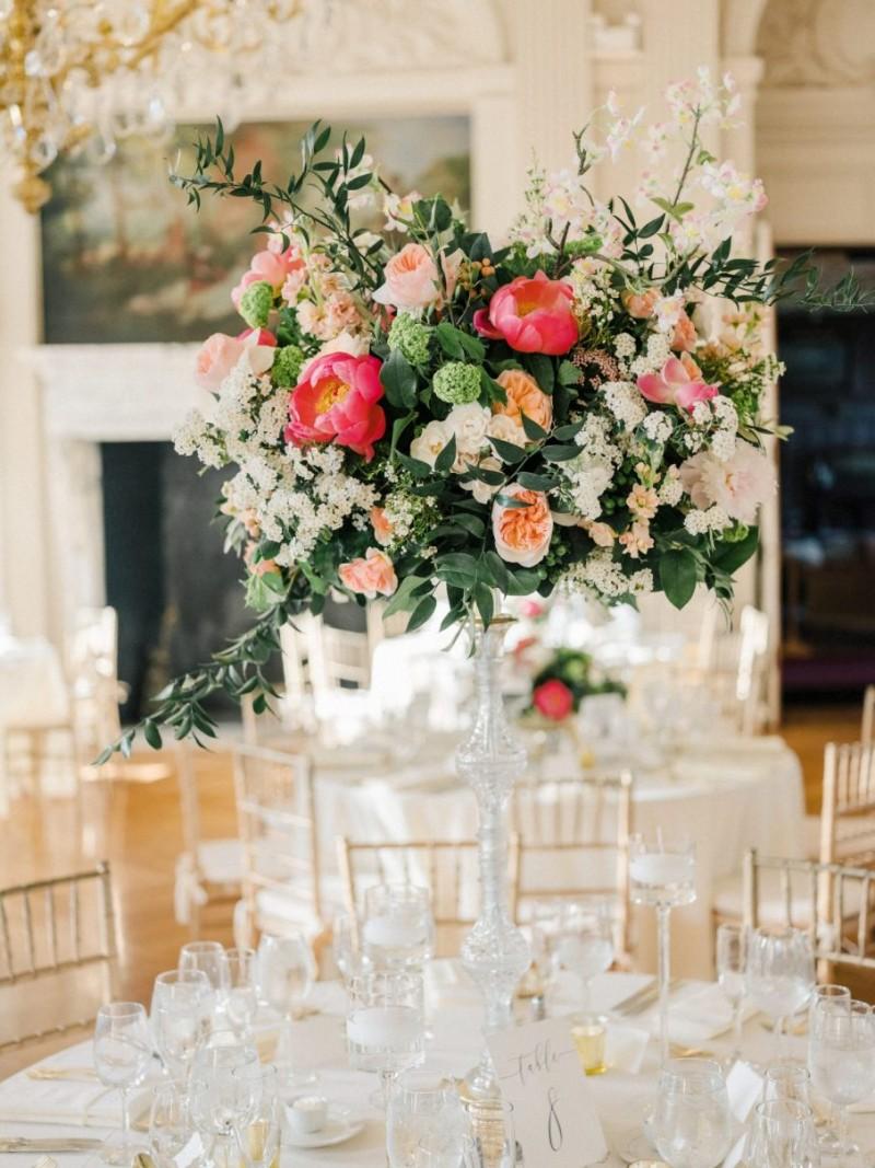 Craig and Viktoria's STUNNING wedding has been featured on BRIDES!