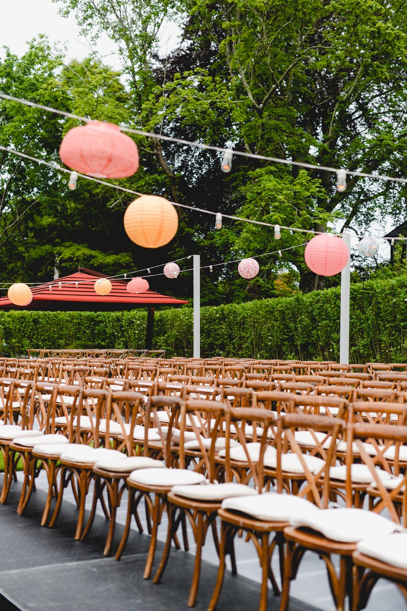 Sayles Livingston Design Hanging Lanterns